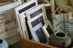 I Restore Stuff: To Market, To Market - A Peek at What I'll be Selling at my Very First Market Stall