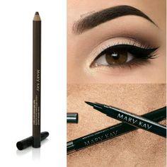 Mary Kay Brasil, Mary Kay Ash, Mary Kay Cosmetics, Mary Kay Makeup, Tips Belleza, Eyebrow, Girly Things, Eyeshadow, Make Up