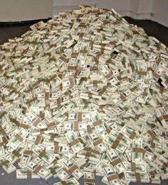 I love money and money LOVES ME!