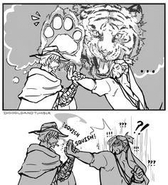 Hanzo vs McCree