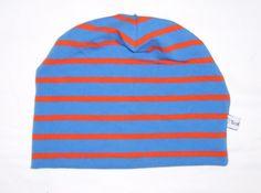 Lue Dobbeltsydd av bomullsjersey  str 7år- voksen Kan vaskes på 40 grader Beanie, Hats, Hat, Beanies, Hipster Hat, Beret