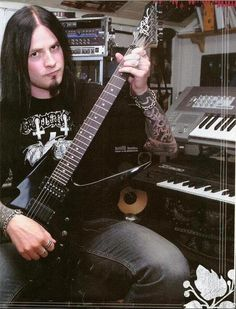 SHAGRATH-  Hottest men with long hair! PICS – We Love Men With Long Hair Discussions – Last.fm