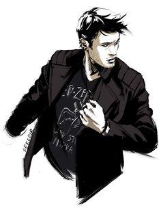 Dean the badass