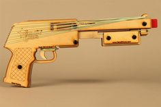 Bandit Rubber Band Shotgun
