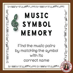 Music Classroom, Classroom Resources, Teaching Resources, Teaching Ideas, Child Teaching, Teaching Music, Music Lessons For Kids, Middle School Music, Music Symbols