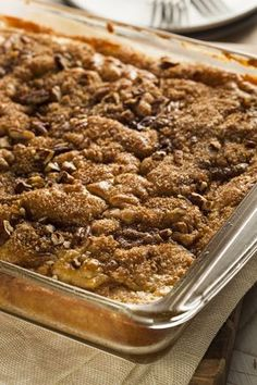 Using my homemade Bisquick mix, you can make a variety of things both savory and sweet. Presenting my easy Bisquick Coffee Cake recipe and hoping you and your family enjoy … Cake Recipes At Home, Easy Cake Recipes, Dessert Recipes, Desserts, Family Recipes, Breakfast Recipes, Dinner Recipes, Healthy Recipes, Bisquick Coffee Cake Recipe