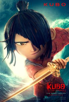 Animadísimo trailer de Kubo and the two strings
