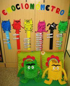 Emotions Preschool, Emotions Activities, Preschool Classroom, Preschool Activities, Colors And Emotions, Feelings And Emotions, Monster Activities, Toddler Activities, Feelings Chart