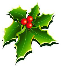christmas holly mistletoe png clip art image kar csony angyalok rh pinterest com christmas holly clip art free christmas holly clip art free