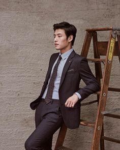 Kang Ha Neul for Vostro FW 2017 Bonus: Sources: naver , ( 1 & 2 ) 강하늘 Jung Hyun, Kim Jung, Korean Men, Korean Actors, Kang Ha Neul Moon Lovers, Dramas, Kang Haneul, Men Photography, Kdrama Actors