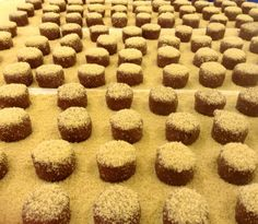 Brandy butter truffles