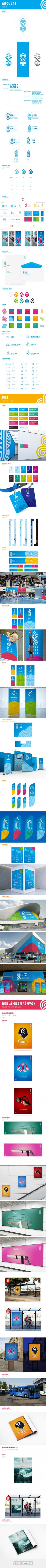 FINA WORLD CHAMPIONSHIP - 2017 BUDAPEST on Behance... - a grouped images picture - Pin Them All
