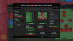 Jupp Heynckes 4-4-1-1 tactic for Football Manager 2016. The 4-2-3-1 version coming soon.