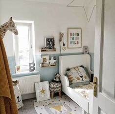 Boys Bedroom Decor, Bedroom Inspo, Bedroom Inspiration, Young House Love, Paint Colors For Home, Paint Colours, San Pablo, Baby Store, Kids And Parenting