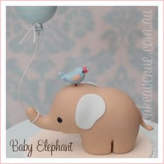 And a just as adorable elephant (and there are many more on the site)