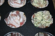 Muffin formában sült csirke - Szem-Szájnak Muffin, Bacon, Food And Drink, Menu, Cooking Recipes, Eggs, Diet, Chicken, Breakfast