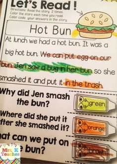 Prove It! Text Evidence Readers for beginners. Students will have so much fun by color coding the answers directly in the text. Explicit text evidence.