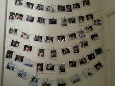 Mini Polaroids