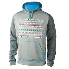 IRONMAN Ugly Sweater Unisex Pullover Hoodie