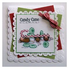 Bits and Pieces: Candy Canes