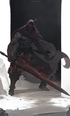Fantasy Inspiration — scifi-fantasy-horror: by Ben Juniu Dark Fantasy Art, Fantasy Armor, Fantasy Weapons, Dark Art, Fantasy Character Design, Character Design Inspiration, Character Art, Fantasy Monster, Monster Art