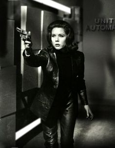 Mrs Peel from the Avengers