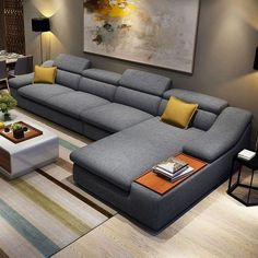 Beatiful Modern Sofa Set Designs For Living Room 21 Interesting Modern Living Room Design For More Elegant And Comfort Sofa Set Designs, Modern Sofa Designs, Design Set, Design Concepts, Modern Design, Modern Sofa Sets, Modern Couch, Room Furniture Design, Living Room Sofa Design