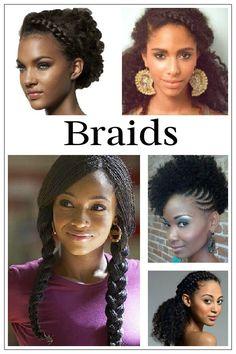 HAIR | Natural Black Hair Styles - Pink Chocolate Break | Pink Chocolate Break