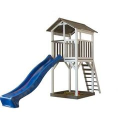 plum Holz Lookout Turm, Altersempfehlung: ab 3 Jahren. online kaufen | OTTO Cubby House Kits, Cubbies, Play Houses, Playground, Tower, Construction, Young Children, Ladder, Sandbox