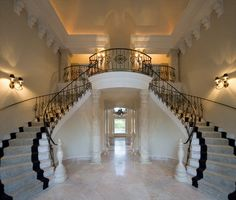 Grand Foyer Stairs