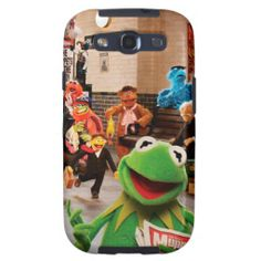 The Muppets Most Wanted Photo 2 Samsung Galaxy Covers Muppets Most Wanted, Miss Piggy, Kermit The Frog, Samsung Galaxy S3, Plastic Case, Cards, Prints, Maps, Playing Cards
