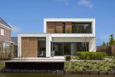 Broos de Bruijn architecten | Modern Villa Leerdam | new building