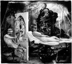 VIVENCIAS PLÁSTICAS: JOEL PETER WITKIN (1939) / POR FAVOR, SI SON DELIC...