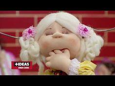 Más Ideas Ama Tu Casa | Dispensador de pañales - YouTube Doll Toys, Baby Dolls, Primitive Doll Patterns, Good Tutorials, Anime Dolls, Sewing Dolls, Doll Maker, Waldorf Dolls, Doll Head