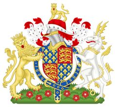 Coat of Arms of Henry IV of England
