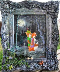 Romance in Mooonlight, framed by wickedspaceant on DeviantArt Romance, Paintings, Deviantart, Canvas, Frame, Romance Film, Tela, Picture Frame, Romances