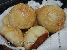 Quase cheff: Pão de Batata Recheado!!! ou não...
