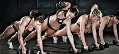 The Renegade Dumbbell Row builds a powerful upper body, ripped abdominals, and melts fat.