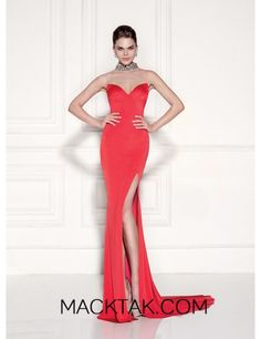 Tarik Ediz 92425 Dress #takiediz #tarik #ediz #tarikedizdresses #gown #longgown #eveningdresses #evening #night #city #newyork #prom #prom2015 #promseason #macktak #macktakdresses