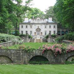 Venue For A Vintage Inspired Wedding Swan House Atlanta Georgia By Amy Love