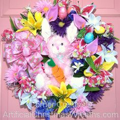 1000 Images About Easter Wreaths And Swags On Pinterest