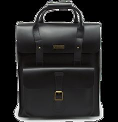 Dr. Martens Leather Backpack