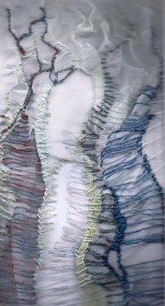 emilysladentextiles   Fine Art Embroidery