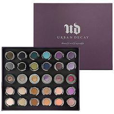 Urban Decay 30-Shade Eyeshadow Vault: Shop Eye Sets & Palettes | Sephora