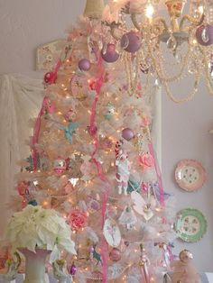 pink—christmas:  ☽†☾PASTEL CHRISTMAS☽†☾