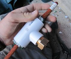 Clean Your Climbing Rope! Picture of How to clean your climbing rope!Picture of How to clean your climbing rope! Rock Climbing Training, Rock Climbing Gear, Climbing Rope, Ice Climbing, Indoor Climbing, Climbing Holds, Geocaching, Deep Cleaning Tips, Cleaning Hacks