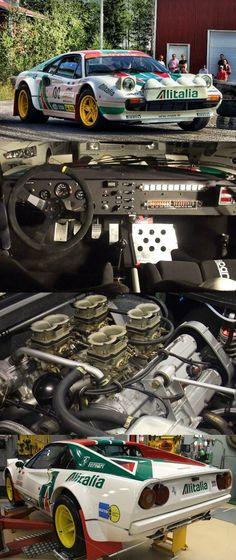1980 Ferrari 308 GTB Group 4 Tribute