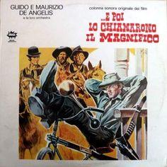 LP12 - ... e poi lo chiamarono il magnifico - Bud Spencer / Terence Hill - Datenbank