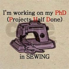 Trendy Sewing Quotes Sayings Funny Mom Sewing Hacks, Sewing Tutorials, Sewing Crafts, Sewing Projects, Sewing Tips, Sewing Art, Fabric Crafts, Sewing Ideas, Sewing Humor