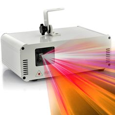 RGB Laser Projector with RGB Color Animation - SD Card, ILDA, Custom Animations via Easianet Electronics what was designed for the life of the party, night out, and Dance party. Geek Gadgets, Electronics Gadgets, Cool Gadgets, What Is Design, Laser Show, Music System, Mother Gifts, Mothers, Brand It